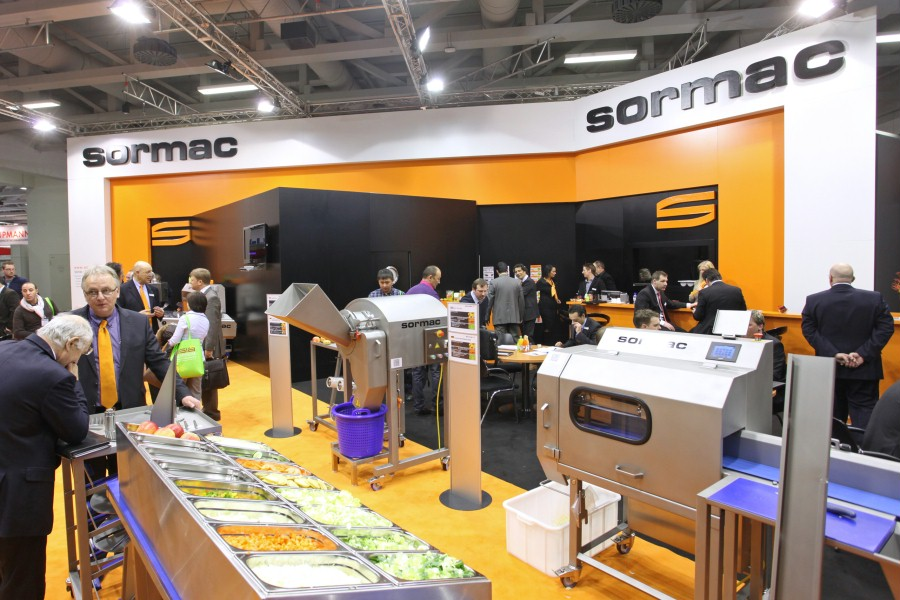 SORMAC  STAND